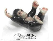 little Critterz Miniature- Chimpanzee - LC432  (Buy 5 get 6th free!)