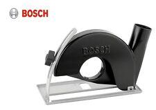 BOSCH Absaughaube mit Führungsschlitten 115-125mm für Winkelschleifer PWS