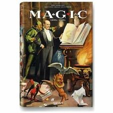 Magic, 1400s-1950s by Ricky Jay, Jim Steinmeyer and Mike Caveney (2013, Book,...