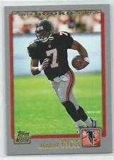 36346b106 2001 Topps Michael Vick Atlanta Falcons  311 Football Card