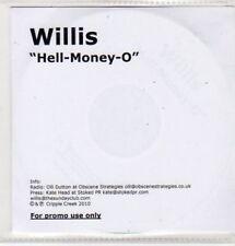 (BS277) Willis, Hell-Money-O - DJ CD