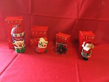 Avon Vintage The Gift Collection  Christmas X 4