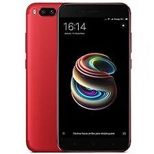 Teléfonos móviles libres rojo barra 4 GB