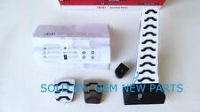 2014-2017 Kia Soul Stainless Steel Sport Pedal Kit Manual Transmission OEM NEW