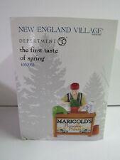 Dept 56 New England Village The First Taste Of Spring 4050958 Mip