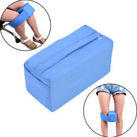 Knee Ease Pillow Cushion Bed Comfort Sleeping Aid Seperate  Leg Pain Support Js