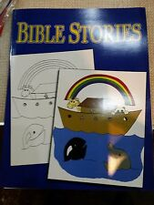 """Magic Colouring Book - Bible - Large 11"""" by 8.5"""""""