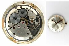 OLMA manual wind eta 2409 watch movement for parts / repair  (4905)