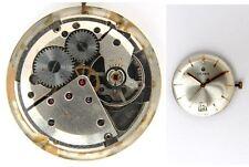 OLMA manual wind eta 2409 watch movement for parts / repair  (4905)