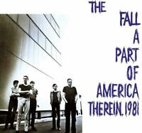 THE FALL – A PART OF AMERICA THEREIN, 1981 2X VINYL LP REISSUE (NEW/SEALED)
