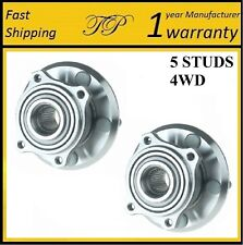 FRONT Wheel Hub Bearing Assembly For 2005-2008 DODGE MAGNUM 4WD (PAIR)