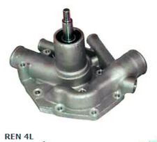 RENAULT R4  L  S  F water pump  NEW RECENTLY MADE