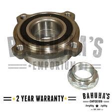 REAR WHEEL BEARING & ABS FOR BMW 7-SERIES E65/E66, X5 E53 00-08 2YR WARRANTY