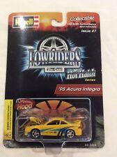 Revell Lowriders Hot Hatch Series '95 Acura Integra Issue #7 Opening Hood New
