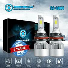 2000W 9004 HB1 LED Headlight Bulb Kit for Dodge Ram 1500 2500 3500 Replacement