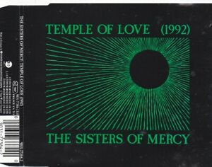 The Sisters of Mercy - Temple of Love (4 Track Maxi CD)