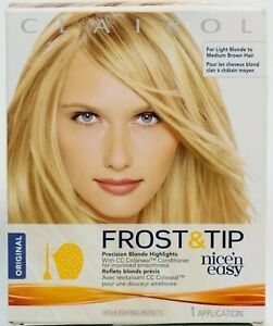 Clairol Nice n Easy Frost & Tip Blonde Highlights (Color as Shown) NEW