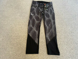 UNDER ARMOUR COMPRESSION WOMEN`S LEGGINGS SIZE S ***NEW***