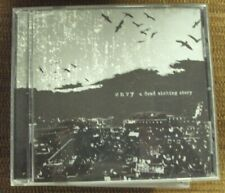 ENVY A Dead Sinking Story CD early-00's post-hardcore Level Plane
