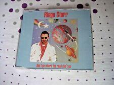 Ringo Starr - Don't Go Where The Road Don't Go - CD