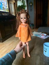 Vintage 1969 Ideal CHRISSY Doll Growing Hair Works