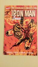 comics iron man le retour des héros n°5