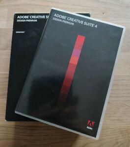Adobe Creative Suite CS4 Design Premium - Vollversion, Windows, deutsch, ED