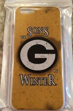 NFL Green Bay Packers Brand New  case Cover For iPhone 6/6s Nice!!