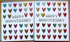 New Design's - Bright Open Anniversary card designs