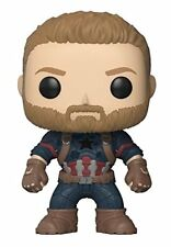Funko Pop Avengers Infinity War Captain America #288 subito disponibile