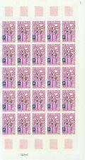 FRANCE 1/2 FEUILLE 1548. PREVENTION ROUTIERE, NEUVE xx.TRES BELLE.