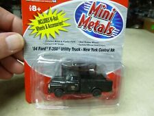 Ho Truck Classic Metal Works/Mini Metals}New York Central Pick Up 30213