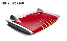 AVM FRITZBox 7360 V2 VDSL 2x USB VoIP DECT 4x LAN mit 2 Jahre Gewährleistung