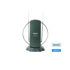 SanSai Indoor TV Antenna With Built-in Amplifier
