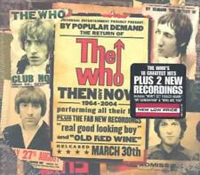 THE WHO - THEN AND NOW: 1964-2004 NEW CD