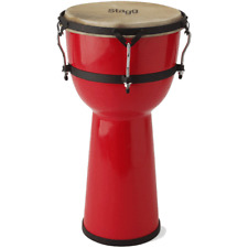 Stagg Dpy-12-rd 12 Fibre Glass Djembe - Red 4763