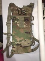 US Military Issue *** Multicam MOLLE II Hydration System Carrier *** Like New