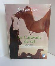 La caravane de sel.Jean-Luc MANAUD / Pierre GUICHENEY Hoebeke France3 @