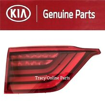 Sportage 17-18 Full LED Tail Light Tail Lamp Driver Side Inner Trunk Mount OEM