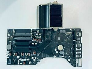 """Apple iMac 21.5"""" A1418 i5 2.7GHz logicboard 820-3302 +SSD Slot"""