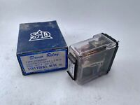 Struthers Dunn 219BBXP Dunco Plug In Relay, New