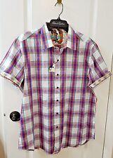 NWT Robert Graham Shirt Sz XL-BARSTOW- Fun RG Egyptian Cotton Shirt!!