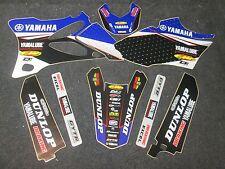 YAMAHA YZ85 2002-2014 D-Cor Star Racing USA team graphics kit GR1509