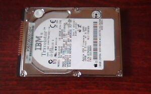 2.5 Hard Disk Drive IBM Travelstar DJSA-210 07N5661 F80309 22L0084 Apple