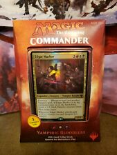Magic the Gathering MTG Commander 2017  VAMPIRIC BLOODLUST  NEW