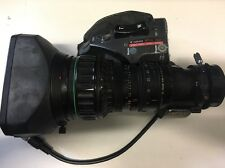 Canon IF XS J16ax8B4 IASD Digital Drive Zoom Lens 8-128mm With Doubler