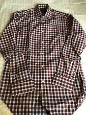 T M Lewin Formal Dress Shirt Size 16