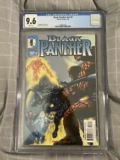 BLACK PANTHER # 3 1ST APPEARANCE OF ACHEBE  1999 CGC 9.6