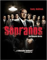 The Sopranos: The Complete Series [New Blu-ray] Boxed Set, Slipsleeve Packagin