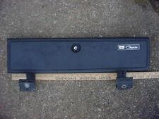 MOPAR 69 CHRYSLER NEWPORT GLOVE BOX DOOR with HINGES CBODY